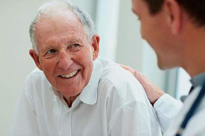 Photo of an older man.