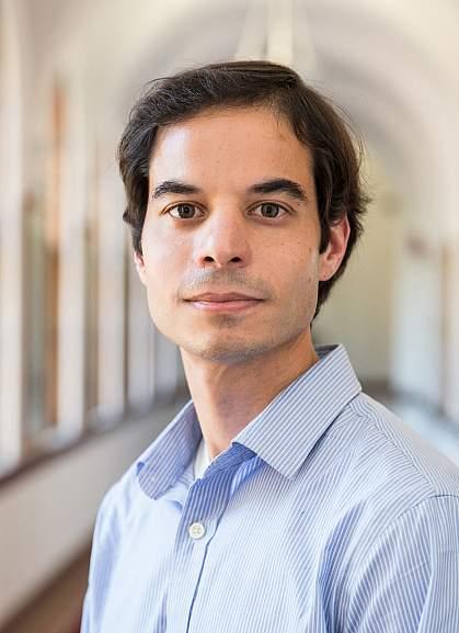 Lasker Scholar, Derek Narendra