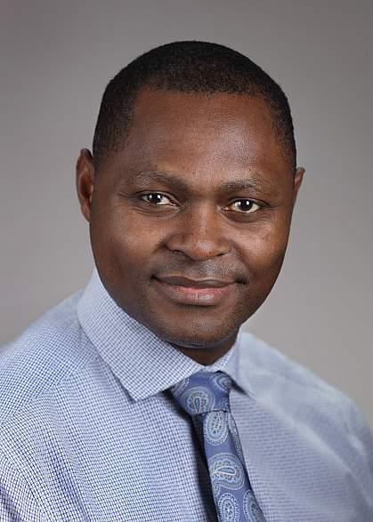Sean Agbor-Enoh, M.D., Ph.D.