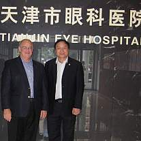 Dr. Paul A. Sieving and Dr. Kanxing Zhao