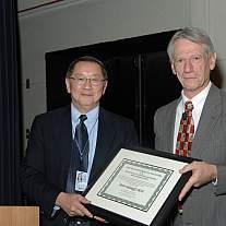 Mark Keller Honorary Award