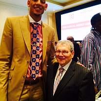 Dr. Katz and Mr. Austin