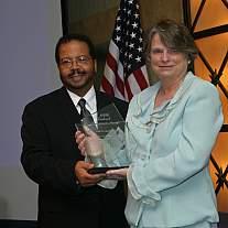 The First NIBIB Landmark Achievement Award.