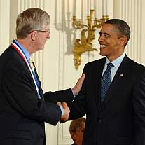 The National Medal of Science Award.