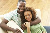 Image of an African American couple.