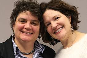 Katrina Gwinn and Rosa Gwinn