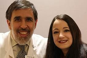 Scott Paul and Kristal Nemeroff