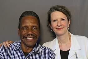Leroy Richmond and Mary Wright