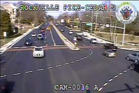 Traffic camera Cedar Lane