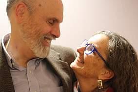 Alan Guttmacher and Brigid Guttmacher