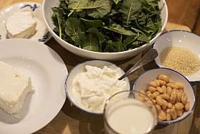 Image of calcium-rich foods