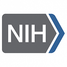 NIH logo adopted in 2012.