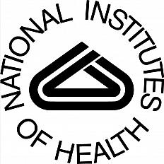 NIH logo instituted in 1976.