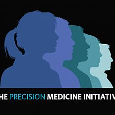 White House image for the Precision Medicine Initiative — January 1, 2015 (Credit: The White House)
