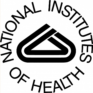NIH logo instituted in 1976.