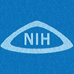 NIH logo instituted in 1969.
