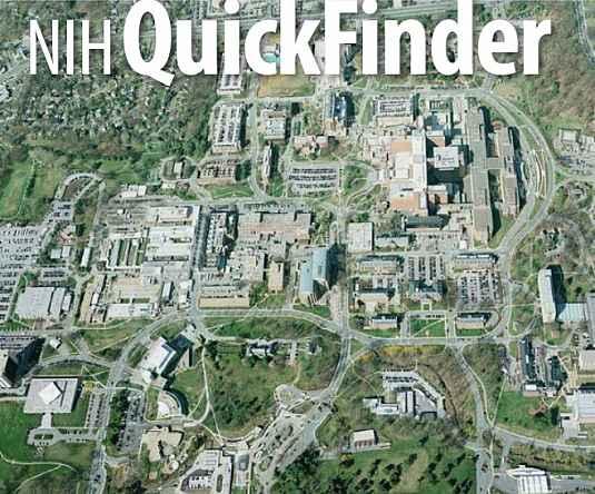 NIH Quickfinder
