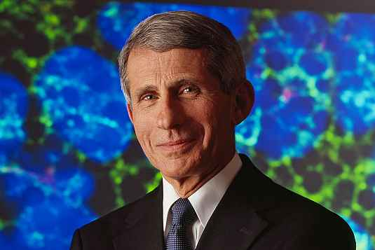 Dr. Anthony S. Fauci, Director of NIAID.