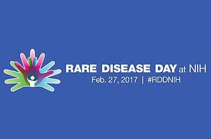 Rare Disease Day 2017 info