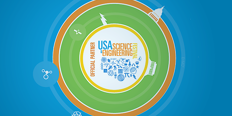 Science and Engineering Festival logo