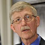 Photo of Dr. Francis Collins.