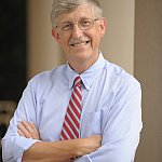Portrait of Dr. Francis Collins.