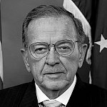 Photo of Senator Ted Stevens