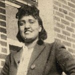 Portrait of Henrietta Lacks.