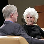 Dr. Collins speaks to Diane Rehm