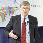 Francis Collins speaking.