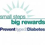 Small Steps. Big Rewards. Prevent type 2 Diabetes
