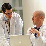 Dr. Daniel Benjamin and colleague Dr. Michael Cohen-Wolkowiez
