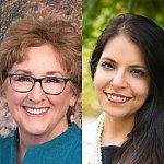Drs. Deborah Mayer and Arti Hurria
