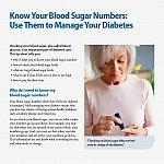 Know Your Blood Sugar Numbers