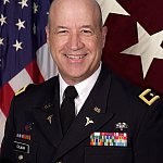 Major General James Gilman, M.D.