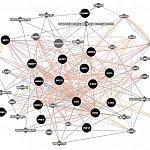 Illustration of the ESC/E(Z) gene network