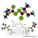 Disulfiram molecule