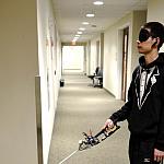 Robot cane