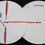 Paper centrifuge
