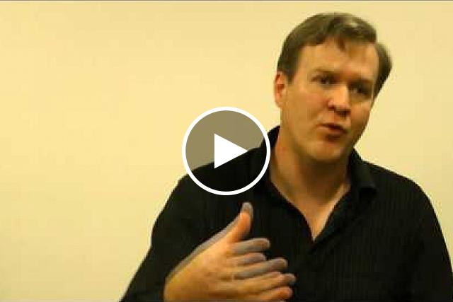 Video of Dr. Dorian McGavern describing his work on mild traumatic brain injury.