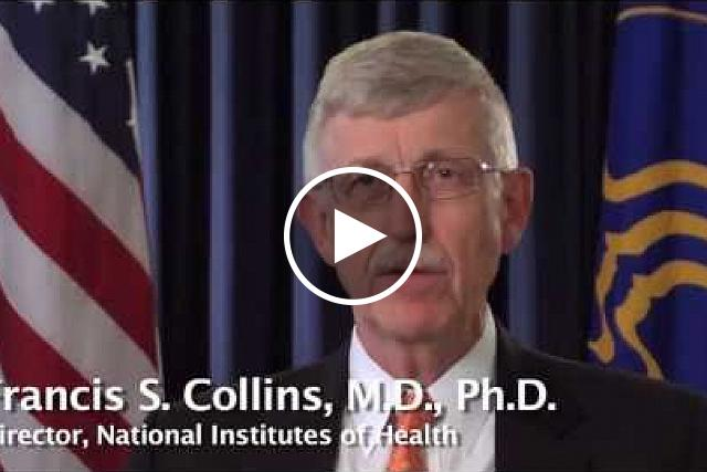 NIH Director Francis S. Collins, M.D., Ph.D.