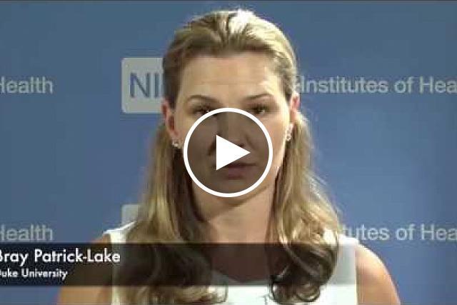 Faces of the Precision Medicine Initiative - Bray Patrick-Lake