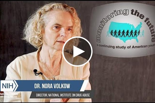 The National Institute on Drug Abuse (NIDA)  Director, Dr. Nora Volkow discusses the 2017 Monitoring the Future (MTF) survey findings on substance use among college-age youth. Dr. Volkow briefly shares results on drug and alcohol use, including vaping and marijuana.