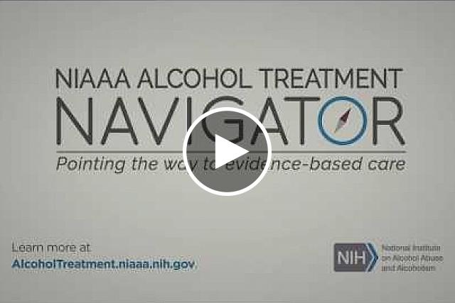 Looking for quality alcohol treatment? The NIAAA Alcohol Treatment Navigator makes it easier. Recognize 5 signs of quality treatment.  Learn 10 questions to ask treatment providers.