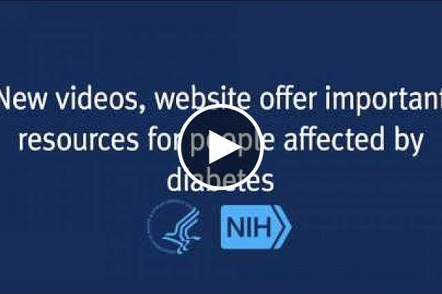 An education program of the NIH and the CDC, provides free information and resources for health care professionals, people at risk for type 2 diabetes, people with diabetes and those who care for them. The CDC reports that diabetes affects nearly 26 million people in the United States.