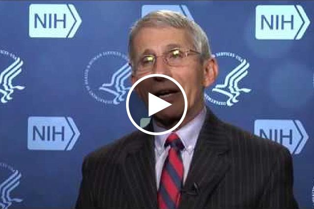 Dr. Anthony Fauci, Director of the National Institute of Allergy and Infectious Diseases, talks about the pathogenesis of Zika. If you would like the files of the video clips, please contact Wally Akinso, email: akinsow@od.nih.gov.