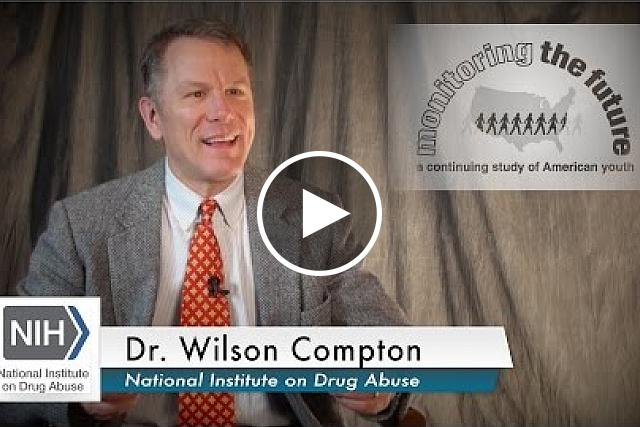 NIDA Deputy Director Dr. Wilson Compton discusses 2014 Monitoring the Future results on electronic cigarettes and tobacco use.