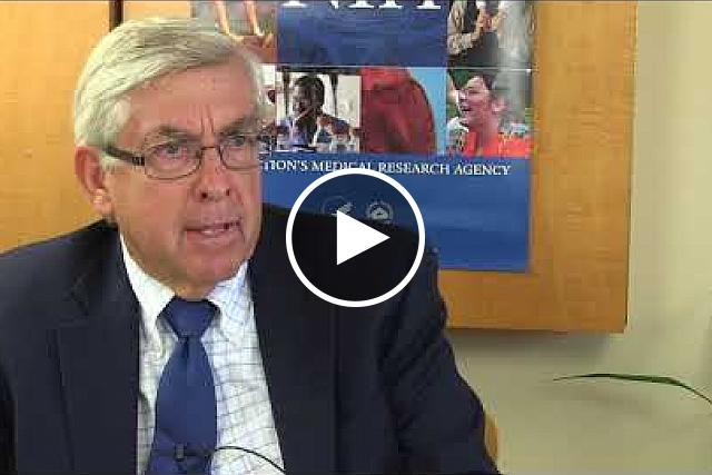 Dr. Walter Koroshetz, Director of the National Institute of Neurological Disorders and Stroke , talks about chronic pain. If you would like the files of the video clips, please contact Wally Akinso, email: akinsow@od.nih.gov.