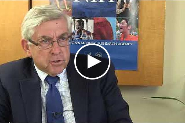 Dr. Walter Koroshetz, Director of the National Institute of Neurological Disorders and Stroke, talks about pain and opioid use. If you would like the files of the video clips, please contact Wally Akinso, email: akinsow@od.nih.gov.
