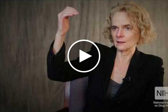 Dr. Nora Volkow Discusses the 2016 MTF Results